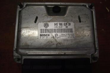 Volkswagen Polo 9N 1.4 PDTDi motorvezérlő!