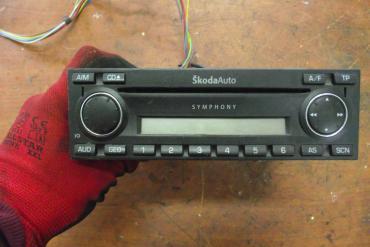 Skoda SYMPHONY cd-s rádió!