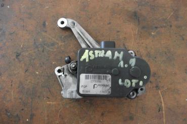 Opel Astra H, Opel Zafira B 1.9 CDTi fojtószelep állító motor, halter!