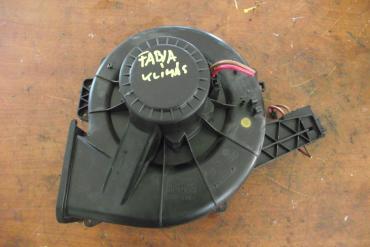 Skoda Fabia fűtőventilátor!