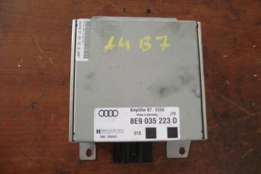 Audi A4 B7 mélyláda erősítő!