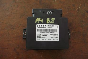 Audi A4 B8 8K elektromos kézifék vezérlő!