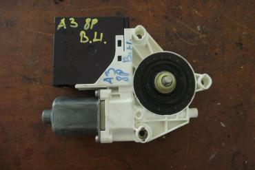 Audi A3 8P '2005' bal hátsó elektromos ablakemelő motor!