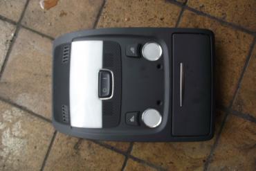 Audi A4 B8 8K belső világítás!