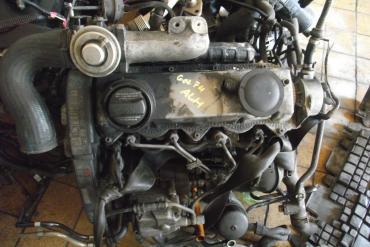 Volkswagen, Seat, Audi, Skoda 1.9 TDi motor! ALH!