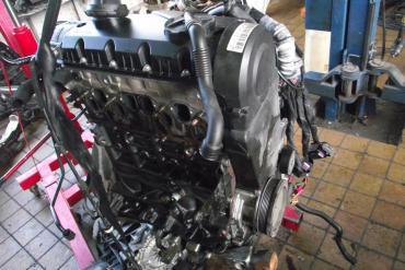 Audi A4 B7 2.0 PDTDi motor!