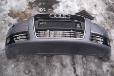 Audi A6 C6 4F első lökhárító!