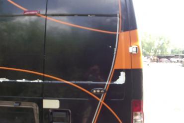 Ford Transit Maxi jobb hátsó ajtó!