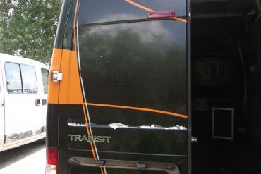 Ford Transit '2009'Maxi bal hátsó ajtó!