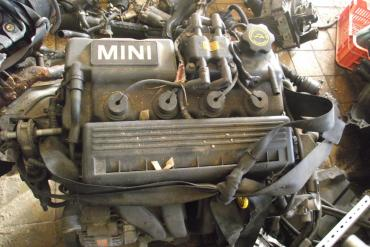 Mini Cooper 1.6 benzines motor! W10B16D