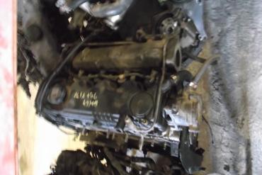 Alfa Romeo 156 1.9 JTD motor!