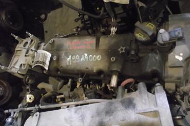 Fiat Grande Punto 1.2 8V motor!