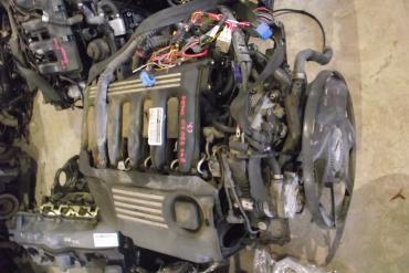 BMW E46 330 XD motor!