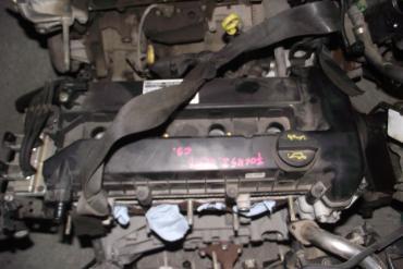Ford Focus II 2.0 motor!