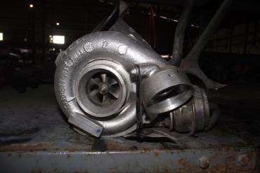 Mercedes CLK 2.7 CDi turbó!
