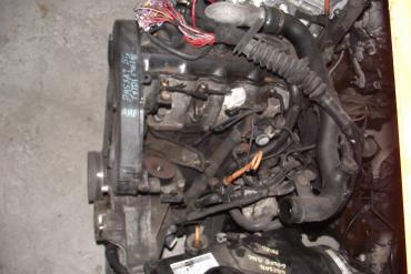 Volkswagen Passat B5, Audi A4 1.9 TDi motor!