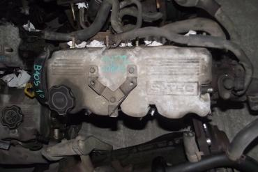 Daewoo Matiz 1.0 motor!