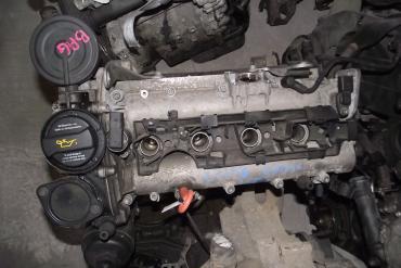 Volkswagen Golf IV 1.6 FSi motor!