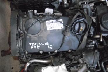 Audi A6 C6 4F 2.0 PDTDi motor!