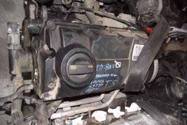 Volkswagen Transporter T5 1.9 TDi motor!