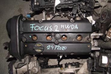 Ford Focus II 1.6 motor!