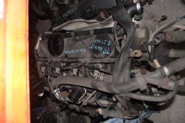 Ford Transit 2.2 TDCi motor!