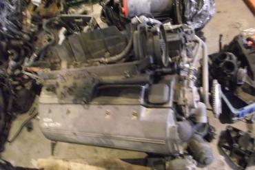 BMW E34 525 TDS motor!
