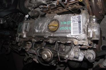 Opel Vectra B 2.0 dízel motor!