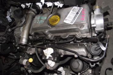 Opel Signum 2.2 DTi motor!